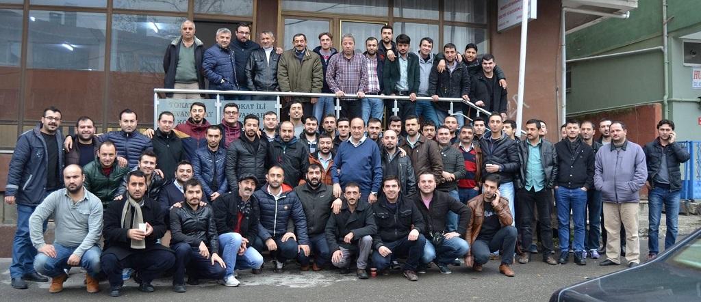 Türk Telekom Çalışanları
