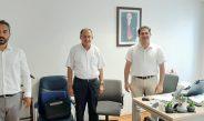 Üsküdar Operasyon Yöneticiliğine atanan Muhittin ALTINEL beyi ziyaret ettik