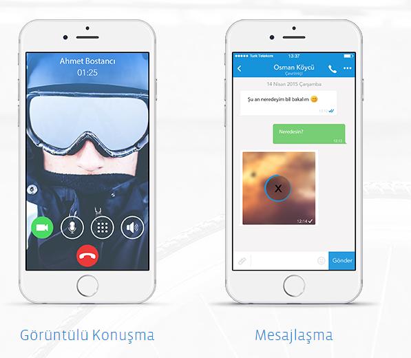 Türk Telekom Whatsapp - Wirofon
