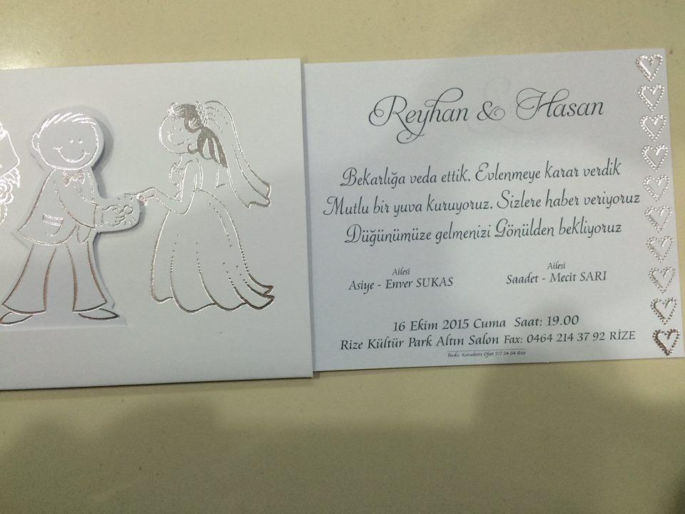 Hasan SARI 16.10.2015 tarihin de evlenecektir.