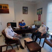 Pendik Operasyon Yöneticisi Murat ÖZŞAHİN beyi ziyaret ettik