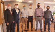 Ankara Bölge Müdür Yardımcımız Sn. Salih DİREKÇİ Beyi Makamında Ziyaret Ettik